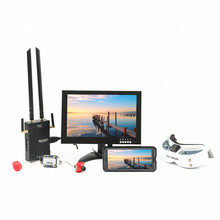 R2TECK NEXG1 720P/480P Digital Zero-delay Wireless FPV VTX Transmitter Receiver