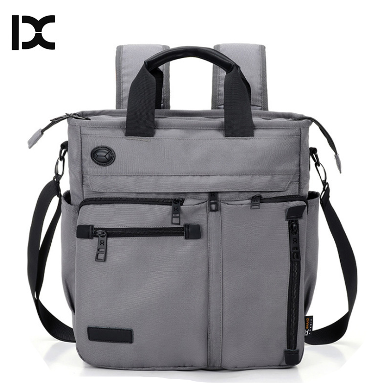 Waterproof Man Gym Bag Laptop Handbag Male Business Shoulder Bags For Ipad Daily Carry Bag Crossbody Pack Sac De Sport XA740WA