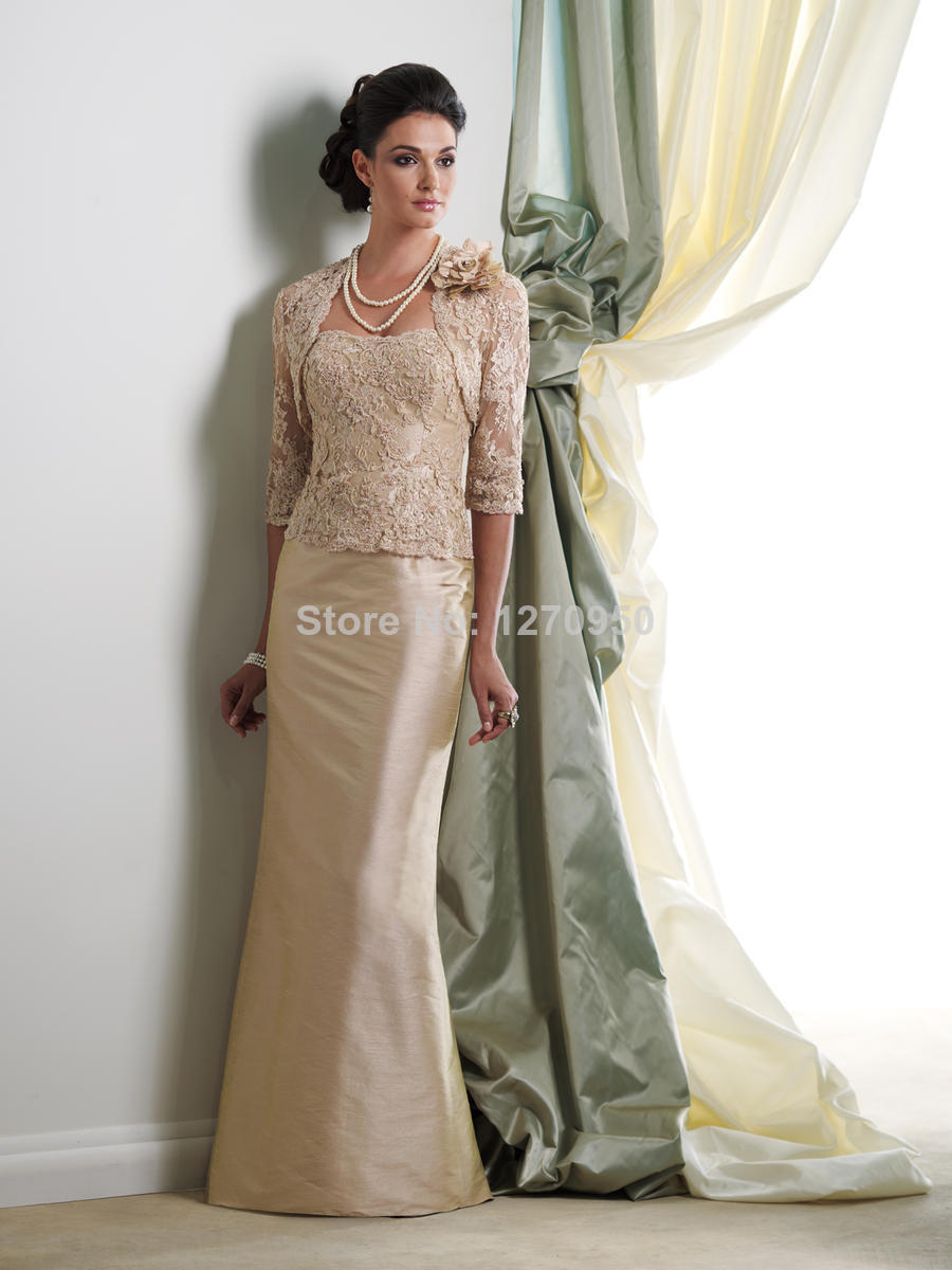 Popular Mother of Bride Jacket Dress-Buy Cheap Mother of Bride ...