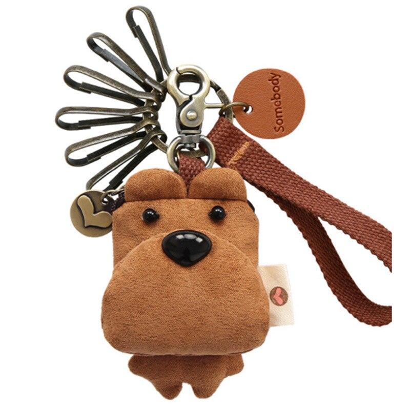 1 Pc 2019 Neue Cartoon Cute Bear Geldbörse Kinder Cartoon Brieftasche Kleine Ändern Geldbörse Tasche Münzfach Schlüssel Brieftasche Monedero