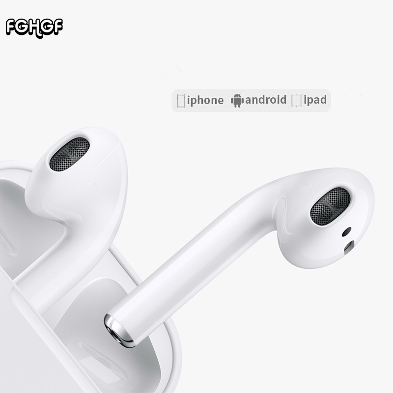 i7S TWS wireless bluetooth earphone with charging Box mini bluetooth headsets Suitable for Apple Android smartphones цена