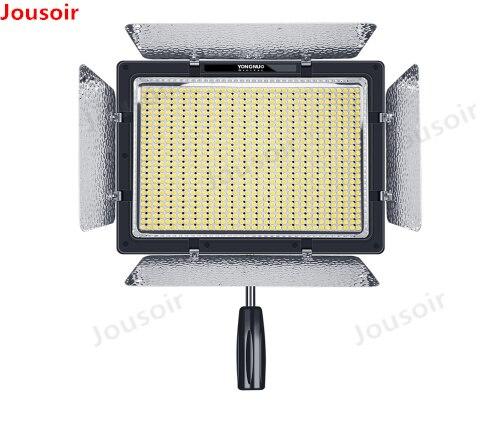 YONGNUO YN900 высокий CRI 95 + Беспроводной 3200 К-5500 К светодио дный видео Панель, YN-900 900 лампы бобы 7200LM 54 Вт светодио дный освещения CD50