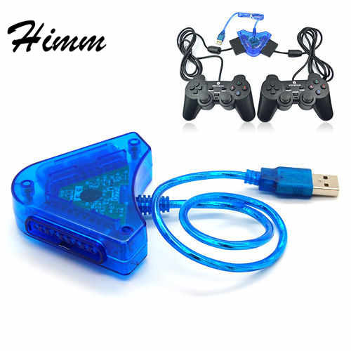 ps1 ps2 psx to pc usb controller adapter converter driver download