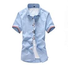 European and American Fashion Shirts mens coton