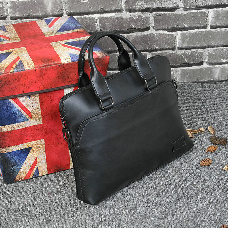 New Design PU Leather Briefcase for Men 3