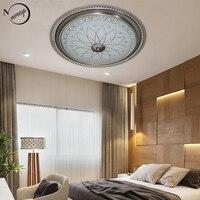 Ретро промышленные позолоченный металлический потолочный светильник светодио дный 220 В теплый белый свет потолочные светильники для гости