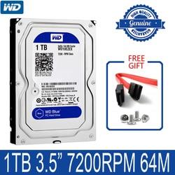 WD BLUE 1TB Internal Hard Drive Disk 3.5