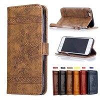 For IPhone 5 5S 6 6S 7 6 Plus 6S Plus 7 Plus Case Luxury Retro