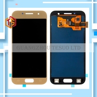 Guaranteed 100 HH 1pcs A320 Lcd For Samsung Galaxy A3 2017 A320 Lcd Display With Touch