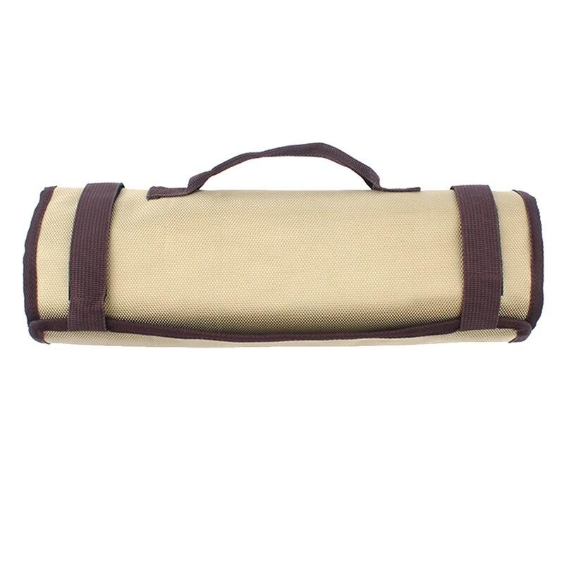 Outdoor Camping Nails Bag Storage Kit Camp Nails Packet Bag Backpack Tent Nail Hammer Portable Storage Cool Bag