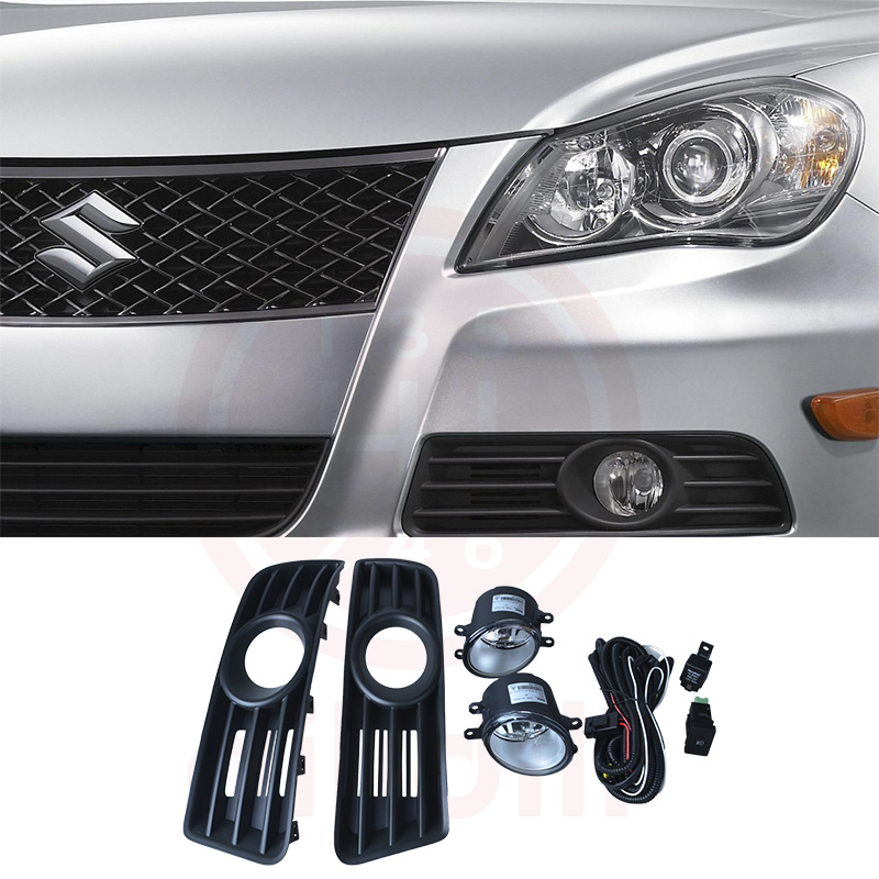Sada OEM mlhových světel pro Suzuki Kizashi 2010 2011 2012 2013 2014 2015 -
