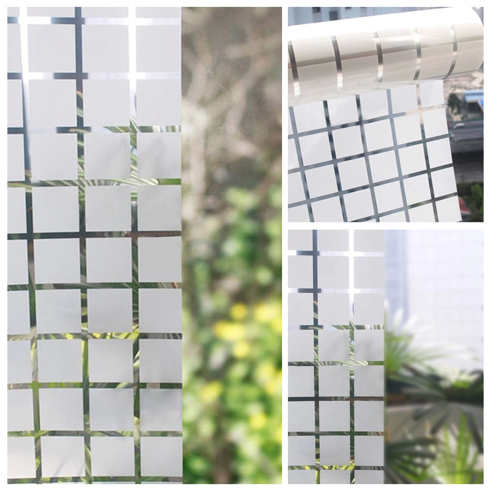Free Shipping 2m 45cm Window Film Decorative Static Cling Nice Design