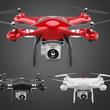 X52 Drone HD 1080PWifi transmission fpv quadcopter PTZ high pressure stable height Rc helicopter drone camera dron