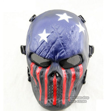 Tactical Military Training Sports Helmets M06 Army Tactical Outdoor Cs Wargame Paintball Full Face Airsoft Skull Masks