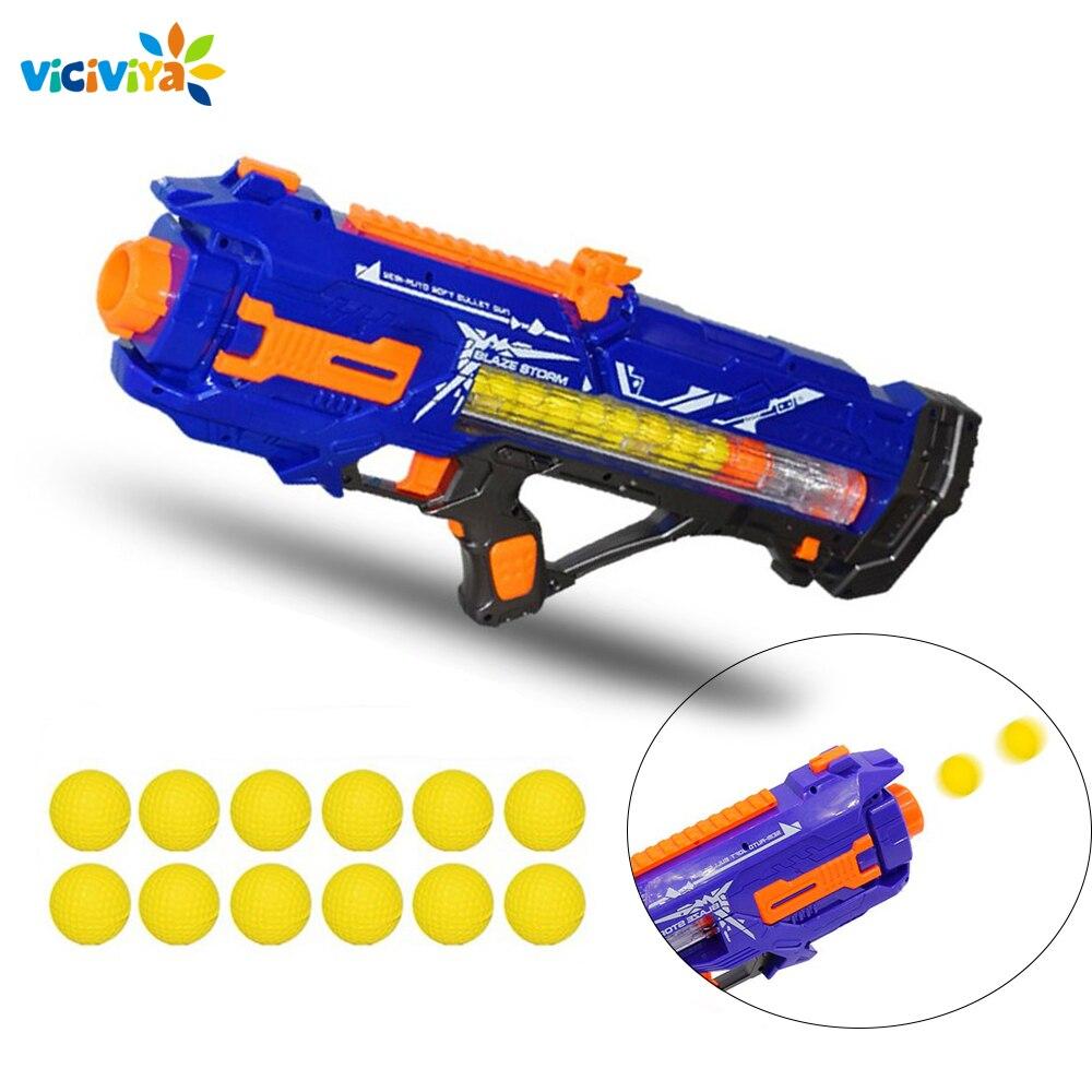 Ball Bullet Toy Gun Bullet Suit For Rival Zeus Apollo for Nerf Toy Gun Ball Darts