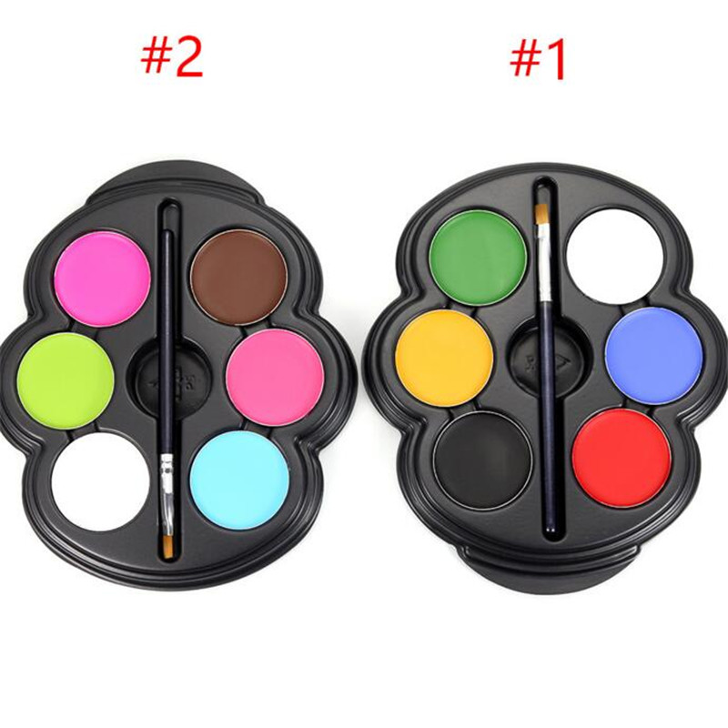 Makeup Beauty & Health Hot Adult Children Body Face Paint Makeup Painting Pigment Multicolor Series Body Art Party Makeup For Fast Shipping