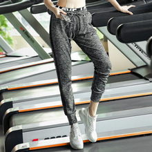 100KG Can Wear Women Sweatpants Loose Elastic Sport Pant Female Running Jogger Casual Training Workout Track Gym Sportswear