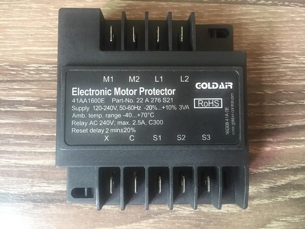 41AA1600E модуль компрессора Dunhan втулки компрессора протектор полностью заменяет INT369R электронная защита двигателя