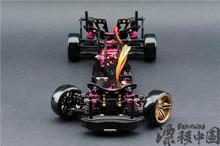 RC Car Kit 3 Racing CS D4 4WD Drift Рамки Pro Pack с бесплатными Батарея Бесплатная доставка