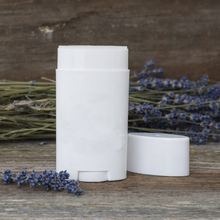 10 chiếc 2.5 Oz 75ml Khử Mùi Hộp Đựng Nhựa Rỗng Trắng Xoắn Lên Lọ Ống cho DIY Khử mùi gót Dưỡng Đựng Mỹ Phẩm
