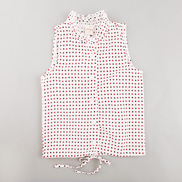 2016 novo verão camisa pólo Sem Mangas confortável Roupa bonito do bebê Das Meninas dos meninos da Criança Crianças Roupas 20 W