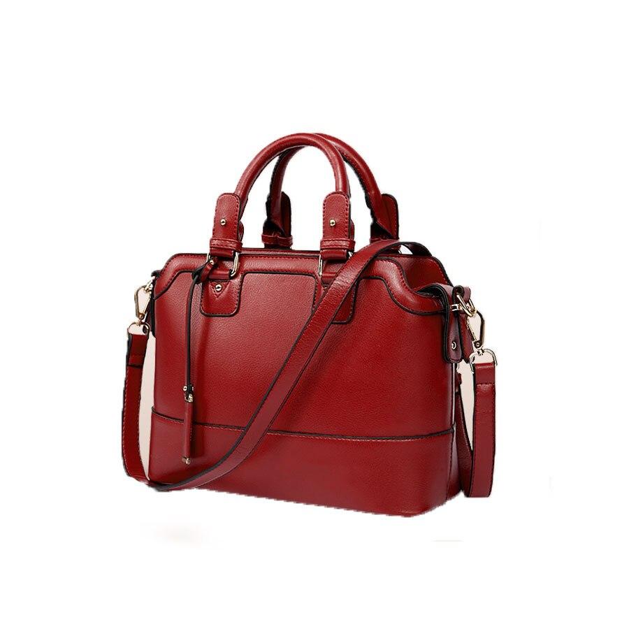 CHISPAULO Fashion Leather Women Handbag Shoulder Bag Handbag Messenger Bag Women Famous Brands Designer High Quality