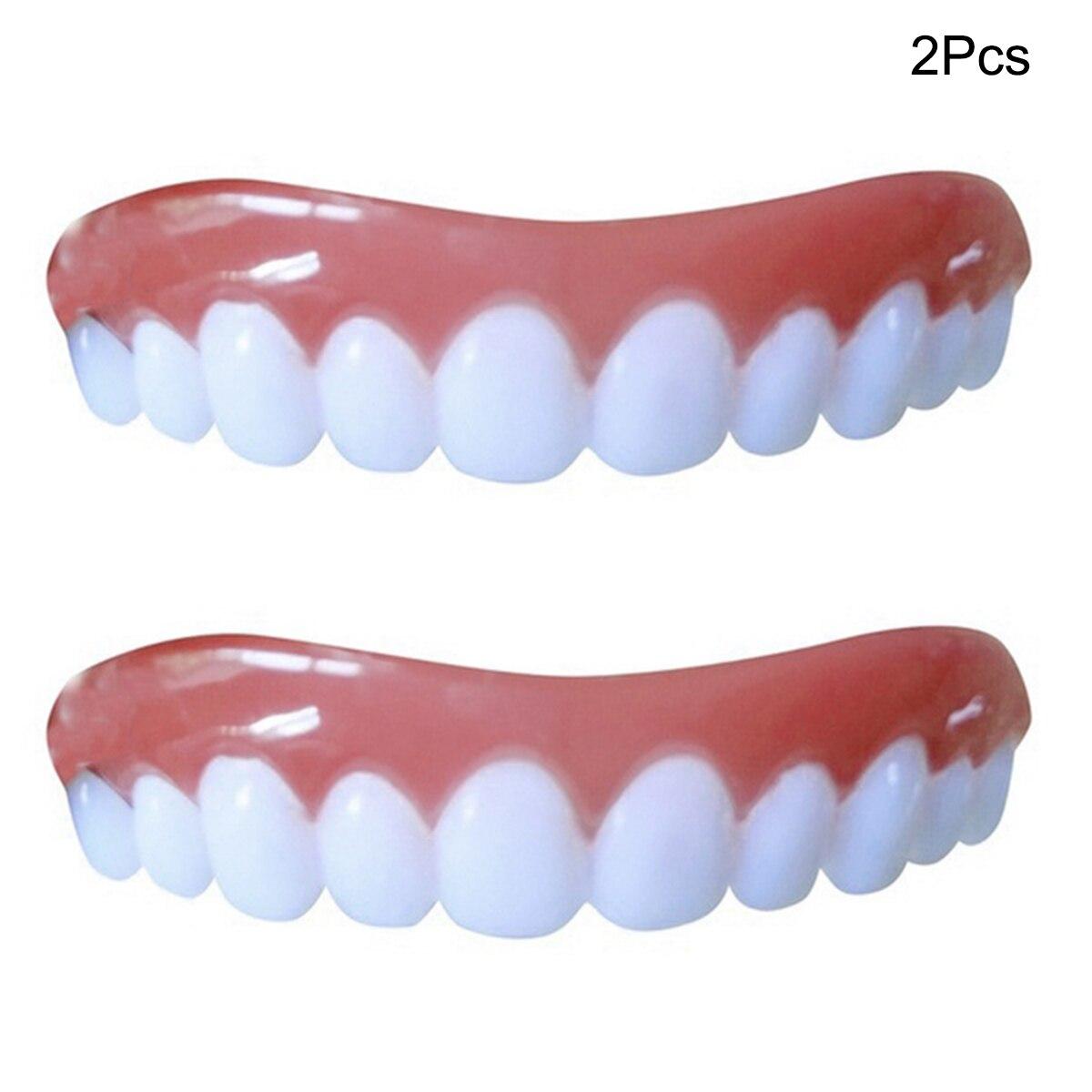 2PC Professional Perfect Smile Veneers Dub Stock Correction Teeth