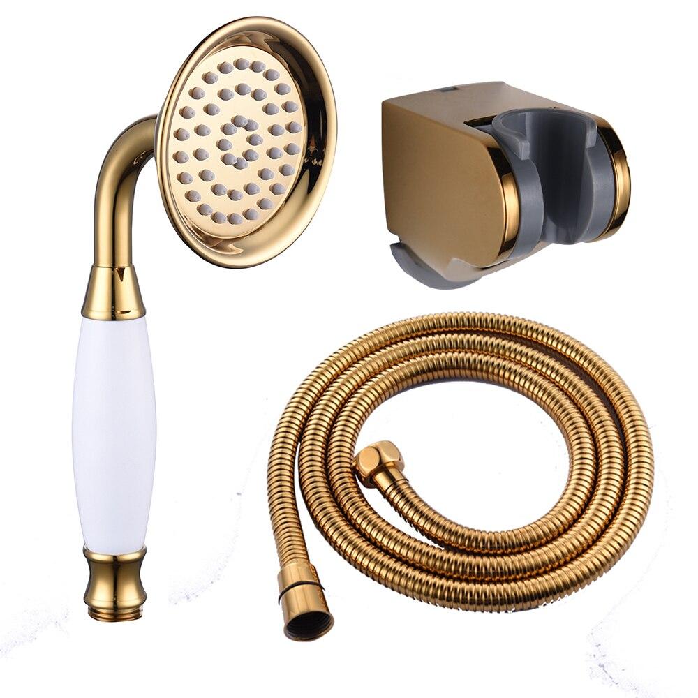 Aliexpress.com : Buy Free shipping Brass metal PVD gold water saving ...