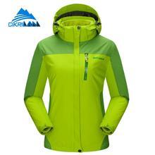 New Winter Fishing Clothing Outdoor Sport Snowboard Ski Windstopper Waterproof Jacket Women Hiking Coat Climbing Chaquetas Mujer