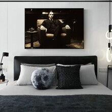 Pósteres y impresiones de pared modernos Vintage Moive Cuadros en lienzo blanco y negro Cuadros artísticos de pared para el hogar para sala de estar