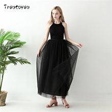 5 Layers Long Tutu Skirts 2018 Summer Fashion Womens Princess Fairy Style Voile Tulle Skirt Bouffant Puffy Fashion Skirt