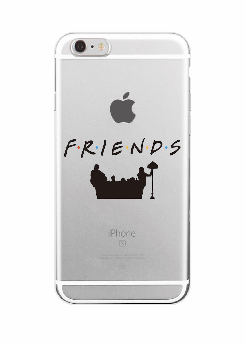 info for 94239 77379 US $1.29 35% OFF|For iPhone 7Plus 7 6S 6Plus 8 8Plus X XS Max Samsung  Friends TV Show Funny Central Perk Park Soft Phone Case Cover Coque  Fundas-in ...