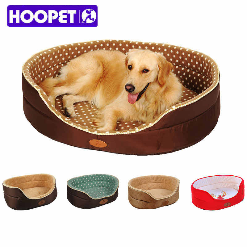 両面使用可能なすべての季節ビッグサイズ特大犬のベッドハウス犬小屋ソフトフリースペット犬猫暖かい s-xl