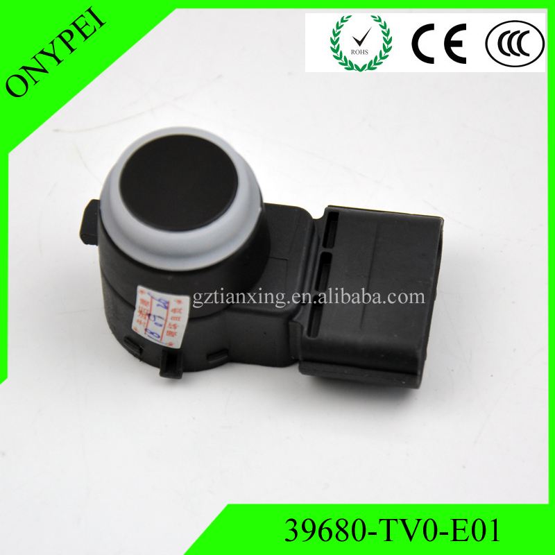 Black 39680 TV0 E01 39680 TZ5 A01 39680 TV0 E01ZG PDC Reverse Parking Sensor For Acura MDX RLX 2014 2016 3.5L 39680TV0E01|Parking Sensors| |  - title=