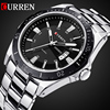 2015 CURREN NEW Fashion Men Sports Watches Quartz Date Clock Man Watch Men S Full Stainless