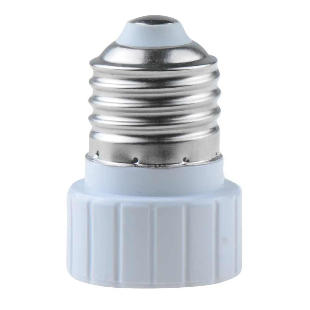 E27 to GU10 Base LED Light Lamp base Bulbs Adapter Adaptor Socket Converter Plug Extender Suitable for all voltage