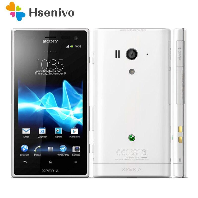 Купить LT26w sony Xperia acro S оригинальный разблокирована LT26w GSM 4,3