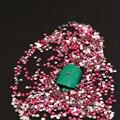 Z024E Unos 1000 unids/bolsa 2mm Rhinestones de la Resina de Vino de Color Rojo Micro Diamantes Mini 3D Nail Art Decoraciones de Uñas de diamante de Imitación
