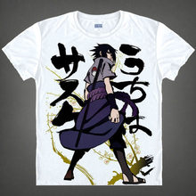 Naruto Printed Short Sleeve Shirt