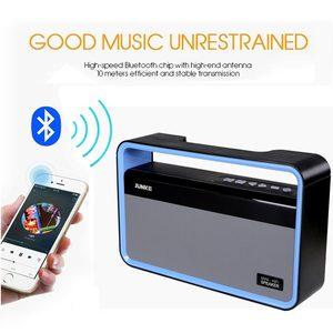 Image 2 - נייד HIFI אלחוטי סטריאו סופר בס Caixa תיבת קול HandFree עבור טלפון כוח בנק 10W 2000mah FM רדיו p7 bluetooth רמקול