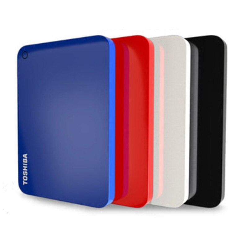 Toshiba HDD 2.5 Hard Disk External Laptop Hard Drive 1TB 2TB 3TB 4TB External HD 1T HD Portable Hard Drive USB3.0 Storage Device
