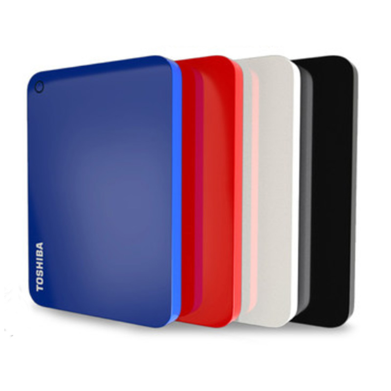 Toshiba HDD 2.5 Hard Disk External Laptop Hard Drive 1TB 2TB <font><b>3TB</b></font> 4TB External <font><b>HD</b></font> 1T <font><b>HD</b></font> Portable Hard Drive USB3.0 Storage Device image