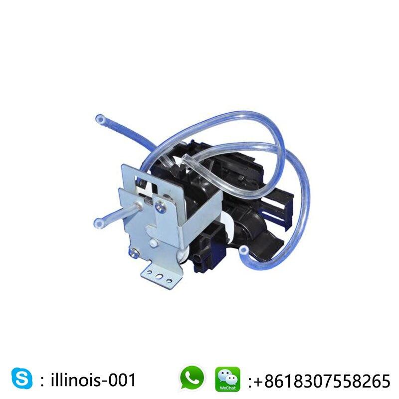 Pour mimaki JV3 TX2 JV4 jv33 jv5 cjv30 Imprimante dx4 dx5 tête Mimaki pompe à encre solvant