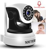 SDETER HD 1080P Wireless Video Surveillance CCTV Camera WIFI Home Security Camera Network Video Record IP