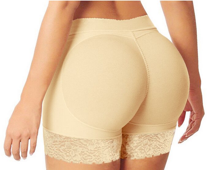 free shipping A80 nude cheaper butt litter tummy control pant nude black and skin color S-2XL