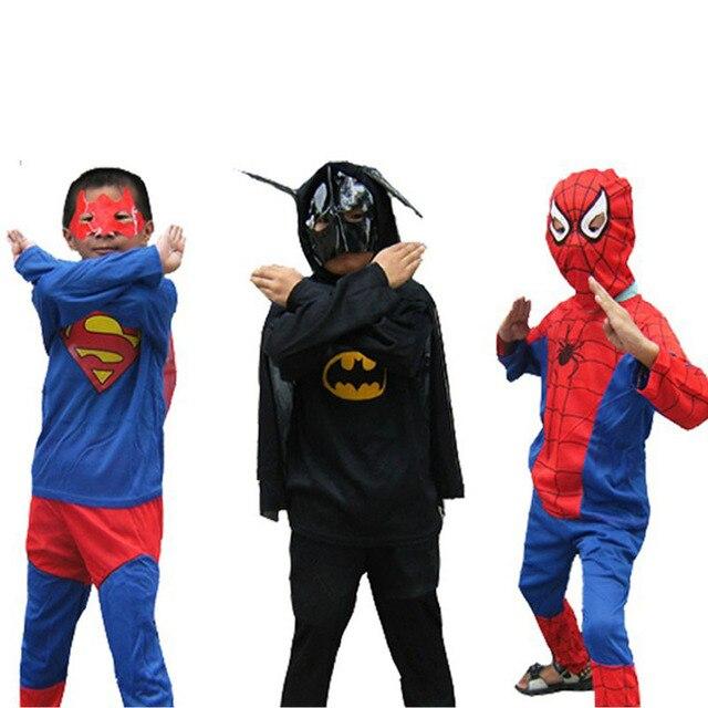 disfraces de halloween para los nios disfraces infantiles superheroes disfraces cosplay navidad para nios fantasia infantil