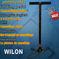 4500PSI 300bar 30mpa high pressure pcp hand pump Fold camouflage WILON  Airgun   bomba pcp