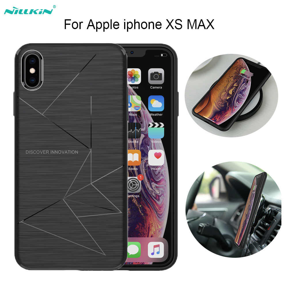 Case for iPhone xs max matte back cover