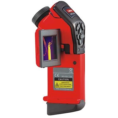 UNI T UTi100 Thermal Imager Temperature Instruments Imaging Camera 80x60 2.5'' TFT LCD