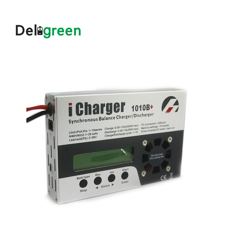 iCharger 1010B+  for RC MODEL/ Model Planes Model Air Craft 10A 300W 10S Fast ChargeriCharger 1010B+  for RC MODEL/ Model Planes Model Air Craft 10A 300W 10S Fast Charger